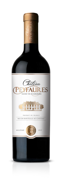 2010 Cheateau Peyfaures Red Blend Bordeaux