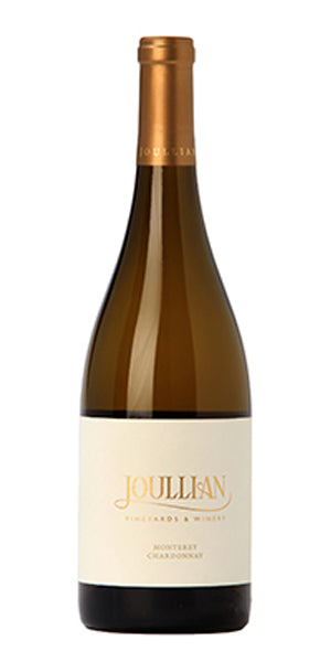 2015 JOULLIAN VINEYARDS & WINERY Monterey Chardonnay Chardonnay California California