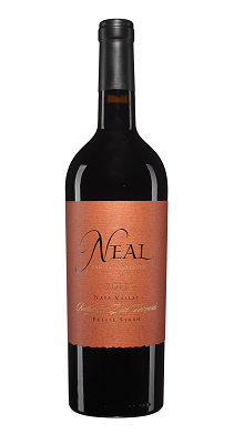 2012 Neal Family Vineyards Rutherford Dust Petite Syrah Napa Valley California