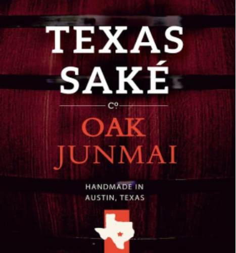 Texas Sake Company Oak Junmai 750ml Sake United States