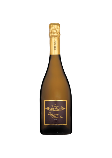 2011 Champagne OUDIN-COLLET ODYSSEE BLANCHE MILLESIME CHARDONNAY CHAMPAGNE