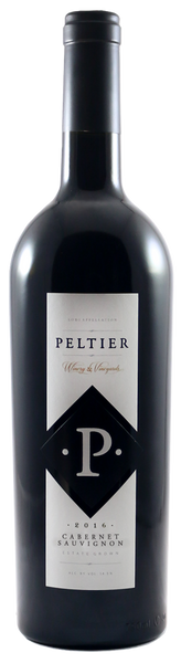 2016 Peltier Winery Black Diamond Cabernet Sauvignon Lodi California