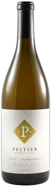 2017 Peltier Winery Winemaker Select Chardonnay Lodi California