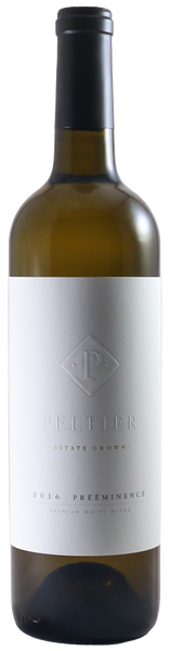 2016 Peltier Winery Preeminence White Blend Lodi California