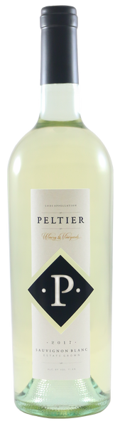 2017 Peltier Winery Black Diamond Sauvignon Blanc Lodi California