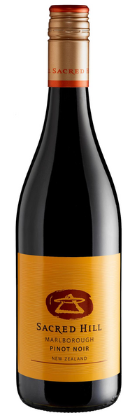 2016 Sacred Hill Vineyards (NZ) Pinot Noir Marlborough