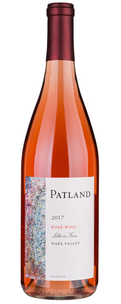 2017 Patland Estate Vineyards Lillá in Fiore Rosé Napa Valley California