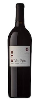 "2012 Vin Roc ""RTW"" Bordeaux Blend Napa Valley California"