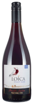 2015 Loica Pinot Noir Rapel Valley
