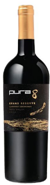 2011 Pura 8 Grand Reserve Cabernet Sauvignon Rapel Valley