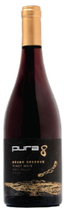 2010 Pura 8 Las Cabras Pinot Noir Grand Reserve Rapel Valley Chile