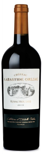 2010 Château Labastide Orliac South West Brulhois France