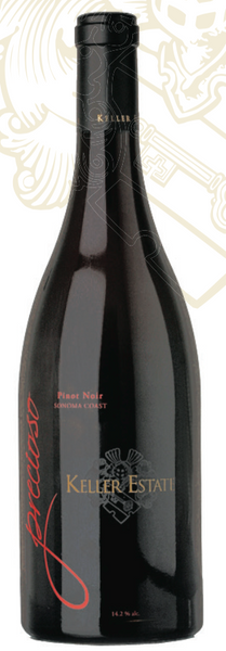 2013 Keller Estate Precioso Pinot Noir Magnum Sonoma Coast California (Case of 6)