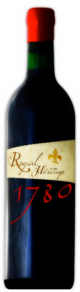 2008 Chateau Labstide Orliac Royal Heritage 1708 Red Blend South West France (Case of 6)
