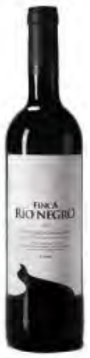 2010 Finca Rio Negro Red Blend Sierra de Ayllon Spain