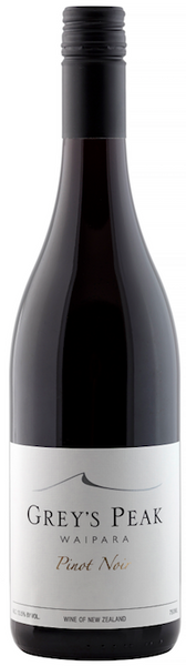 2015 Grey's Peak Pinot Noir Waipara Valley New Zealand