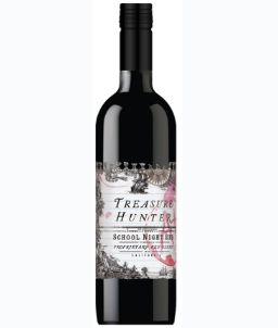 2014 Treasure Hunter School Night Red Blend   California