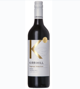 2015 Kirrihill Regional Selection Shiraz Clare Valley Australia