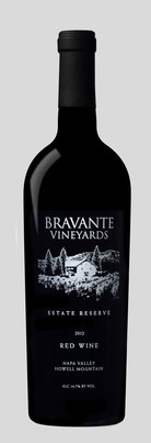 2012 Bravante Vineyards TRIO Red Bordeaux Blend Howell Mountain California