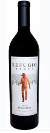 2015 Refugio Ranch Petite Sirah Santa Ynez Valley California