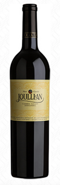2014 JOULLIAN VINEYARDS & WINERY Sias Cuvee Zinfandel Carmel Valley California