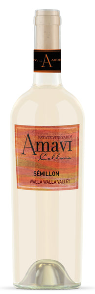 2018 Amavi Cellars Semillon Walla Walla Valley Washington