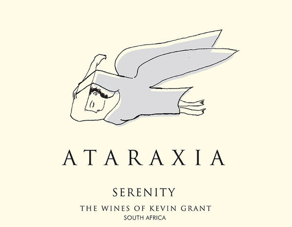 2017 Ataraxia Pinotage / Pinot Noir / Cinsault The Western Cape