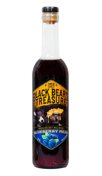 2018 Black Bear's Treasure  Blueberry Mead Pennsylvania Pennsylvania