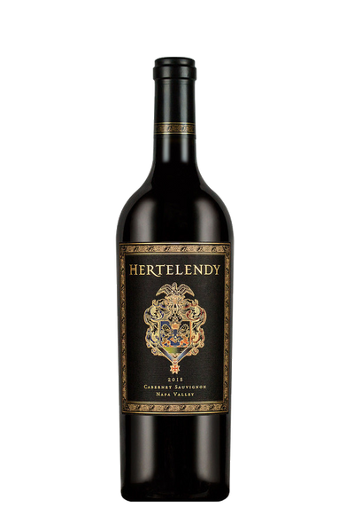 2015 Hertelendy Vineyards Cabernet Sauvignon Napa Valley California