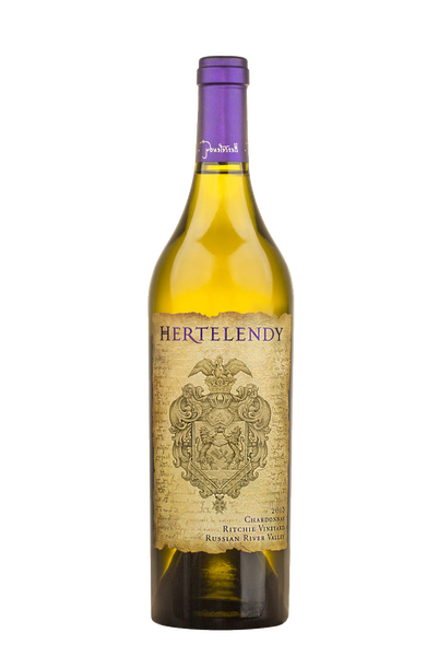2015 Hertelendy Vineyards Ritchie Vineyard Chardonnay Russian River Valley California