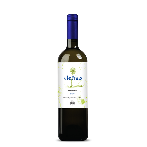 2017 Markou Winery Kleftes Savatiano Attica Attiki - Department