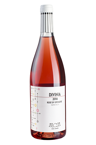 2016 MCM Wine Co. Divinia Rosé Yakima Valley