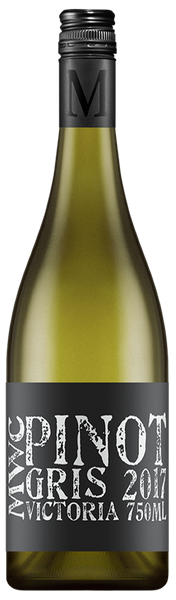 2017 McPherson Wines MWC Pinot Gris Central Victoria Victoria