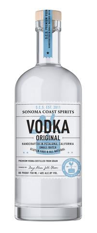 Sonoma Coast Spirits Original Vodka Vodka United States of America