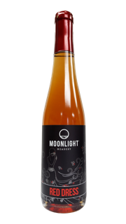 N/a Moonlight Meadery Red Dress Melomel, Red Currants USA NH