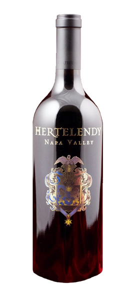 2014 Hertelendy Vineyards Signature Mountain Blend Red Blend Napa Valley California