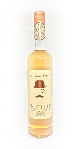 List Distillery Mr. Tom's Spirits Spiced Rum United States