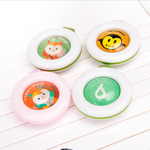 Image of KIDS MOSQUITO REPELLENT CLIP