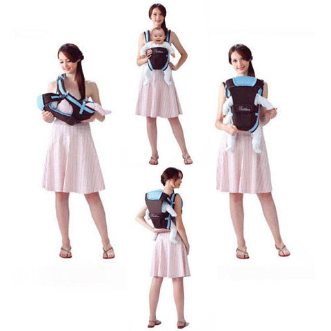 Backpacks & Carriers - Ergonomic Baby Carrier