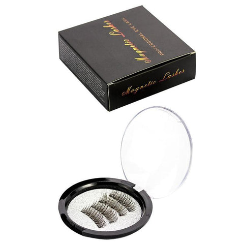Image of False Eyelashes - Magnetic Eyelashes