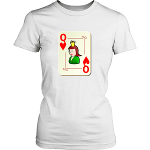 King and Queen of Hearts (Women's T-Shirt)