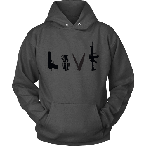 T-shirt - Love Weapons