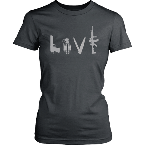 Image of T-shirt - Love Weapons