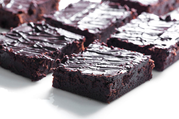 The GDC Truffle Brownie Recipe is HERE