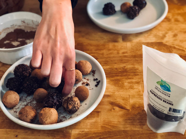How to Make Truffles at Home