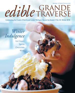 Edible Grand Traverse Feature - Global Connections Pure Chocolate: The Women Who Are Taking the Lead
