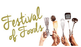 Register for Festival of Foods