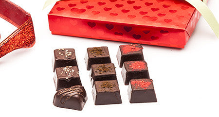 Valentine's Day Chocolates & Events