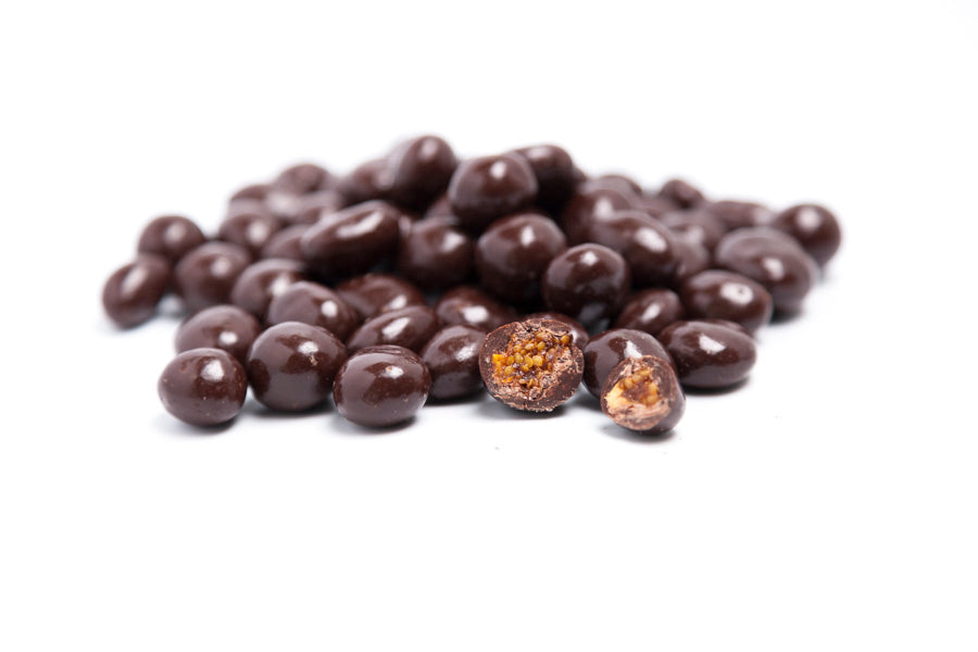 Chocolate Covered Golden Berries
