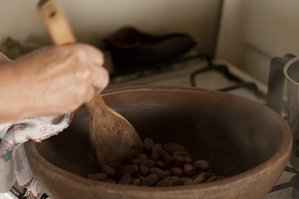Cacao Roasting & Rustic Truffle Making Class *Contact to Schedule*